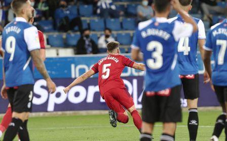 0-2: Osasuna enciende las alarmas en el Alavés