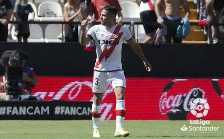 Rayo Vallecano 3-0 Getafe: Falcao se apunta al festín