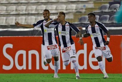 Alianza Lima se afianza en el liderato y Sporting Cristal no se le despega