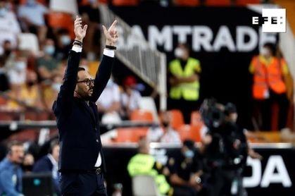 Bordalás ha utilizado 23 futbolistas y ha hecho debutar a los seis fichajes