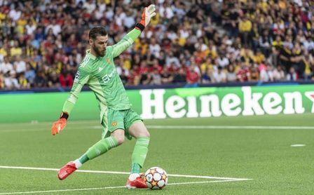 De Gea, héroe del United deteniendo un penalti cinco años después