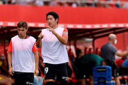Mallorca jugará ante el Madrid con la defensa cogida con pinzas