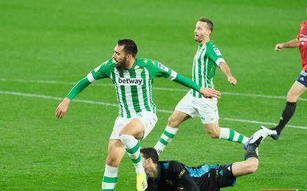 Dónde ver en TV y online el Osasuna-Real Betis: fecha y horario