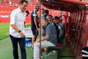 Luis García convoca a 23 jugadores para enfrentarse al Real Madrid