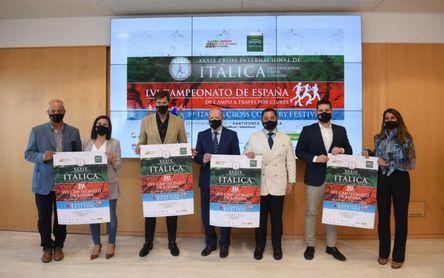 El Cross de Itálica y el Nacional de Clubes dan su paso definitivo