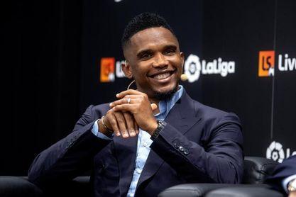 Eto'o anuncia su candidatura para presidir la Federación Camerunesa de Fútbol