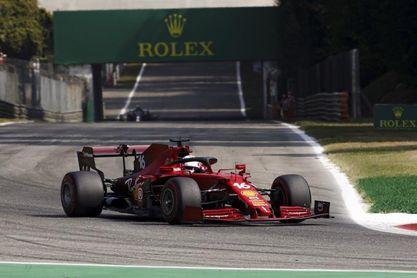 Leclerc cambiará la unidad de potencia y saldrá desde el fondo en Sochi