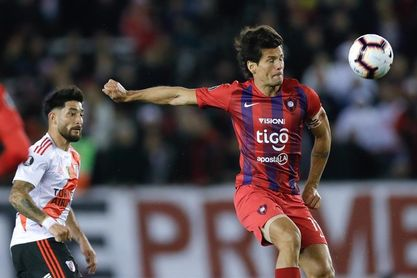 Nelson Haedo reunirá al Paraguay de Sudáfrica para su despedida del fútbol