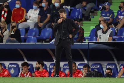 """Simeone: """"Cualquiera habría sacado a Suárez... e hizo dos goles"""""""