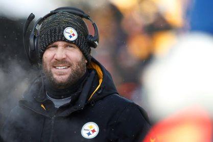 Los Steelers mandan a Roethlisberger a la lista de lesionados