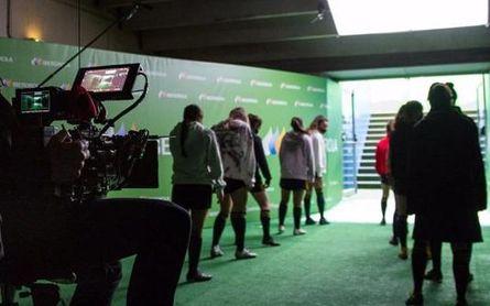 La RFEF reivindica su decisión de ofrecer fútbol femenino en abierto tras la negativa de los clubes