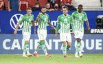 CA Osasuna 1-3 Real Betis: ´Toro Salvaje, un mentón de acero´