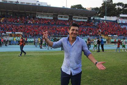 El argentino Sebastián Bini, nuevo entrenador del Cobán Imperial