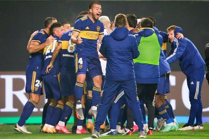 Boca sufrió hasta los penaltis para acceder a semifinales de Copa Argentina