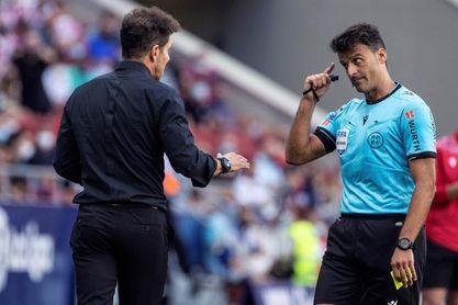Gil Manzano arbitrará el Real Madrid-Villarreal