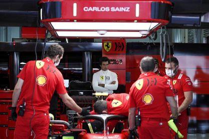 """Carlos Sainz: """"Tenemos graining, es una de nuestras limitaciones"""""""