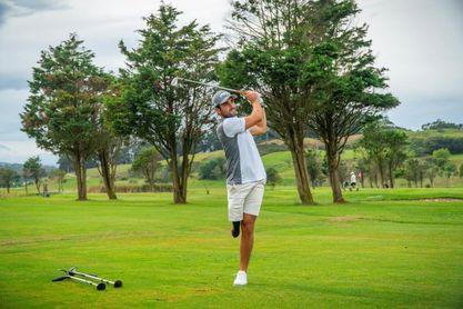 Del golf adaptado, a reivindicarse en el profesional