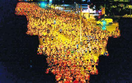 Éstos serán los cortes de tráfico de la Nocturna del Guadalquivir