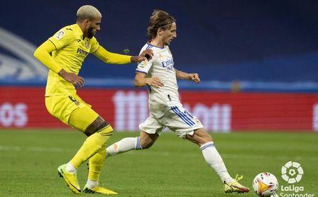 Real Madrid 0-0 Villarreal CF: Freno al líder