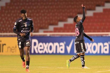Técnico se lleva el empate ante el líder del fútbol en Ecuador, Independiente