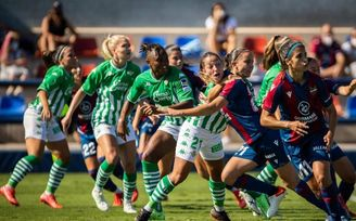 Levante UD 1 - 1 Real Betis Féminas: Suma un punto, gana en confianza