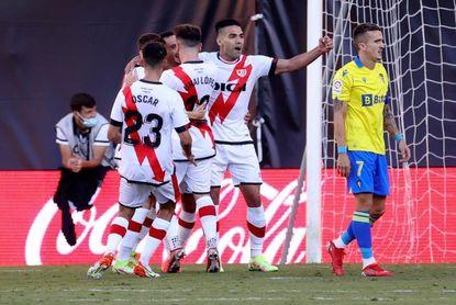 3-1. Isi y Falcao impulsan al Rayo