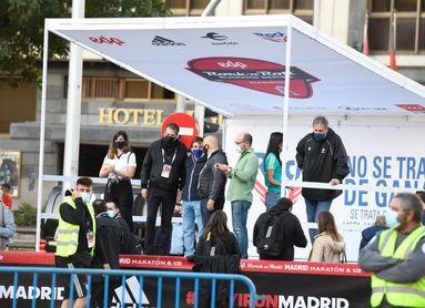 Almeida: Es un orgullo que Madrid sea la primera ciudad en acoger un maratón