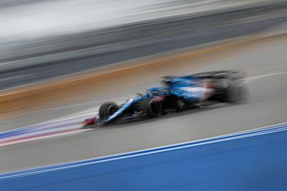 """Alonso: """"Parece que hemos dado un paso adelante"""""""
