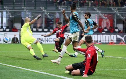 David Raya, héroe del Brentford; Brahim, decisivo en el Milan