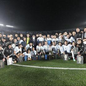 Argentina, de nuevo con Messi y una base de Sevilla FC y Real Betis