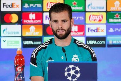 Nacho no comprende que el VAR no señalara penalti ante el Villarreal