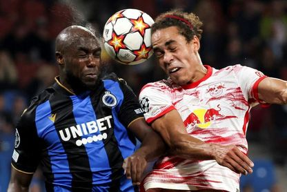 1-2. El Brujas se impone al Leipzig gracias a un gran primer tiempo