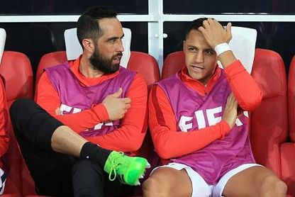 Lista de 27 convocados por Lasarte en Chile con la vuelta de Alexis y capitaneada por el bético Claudio Bravo