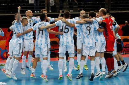 1-2. La fortaleza de Argentina se impone a la magia de Brasil