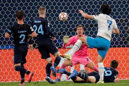 4-0. Festín del Zenit ante un inocente Malmoe