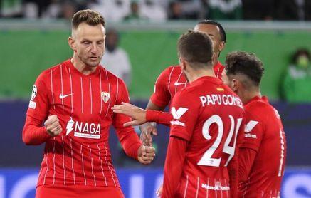 1-1. El Sevilla salva un punto de penalti casi al final y suma otro empate