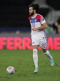 El delantero Ben Brereton va con todo a la crucial triple fecha con Chile