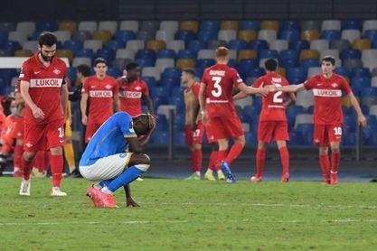 El Nápoles, en caída libre; plenos del Betis, Leverkusen, West Ham y Lyon