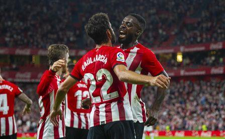 1-0: Raúl García permite al Athletic dormir en Europa