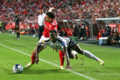 El Benfica cae en Liga con el once de gala que ganó al Barcelona
