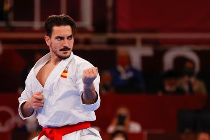 Damián Quintero no se apea del podio: bronce en la Premier de Moscú