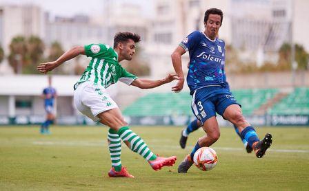 Betis Deportivo 0-3 At. Sanluqueño: El filial verdiblanco no levanta cabeza