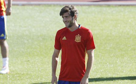 Brais Méndez se lesiona y Luis Enrique llama a otro jugador del Barcelona