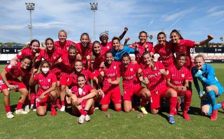 Valencia F. 1-2 Sevilla Femenino: Se abre la lata y expulsa toda la tensión