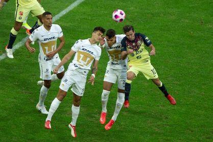América lidera el Apertura, el argentino Berterame a los goleadores