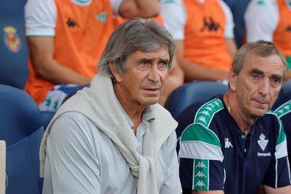 """Pellegrini: """"El 1-0 les ha permitido manejar el partido"""""""