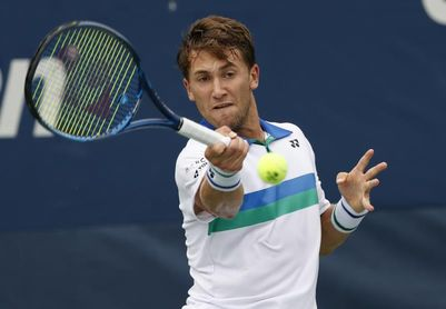 Ruud se exhibe ante Norrie y logra su primer título en pista dura en la ATP