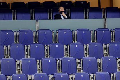 """Florentino Pérez en 'El Debate': """"En enero tendremos noticias de Mbappé"""""""