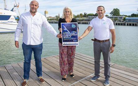 Llega la IV Travesía del Guadalquivir Club Náutico Sevilla Brazadas Solidarias