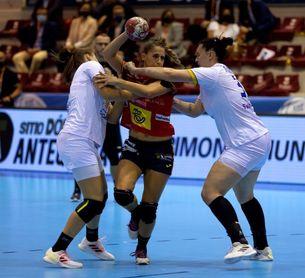 33-28. Las Guerreras y Prades arrancan con victoria ante Eslovaquia